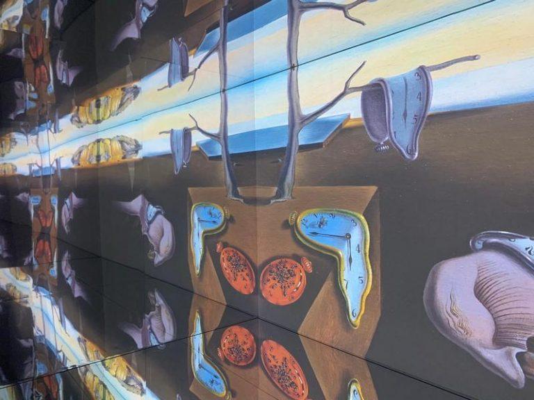 """""""Inside Dalì"""": la mostra immersiva apre ad orario prolungato nei fine settimana di ottobre"""