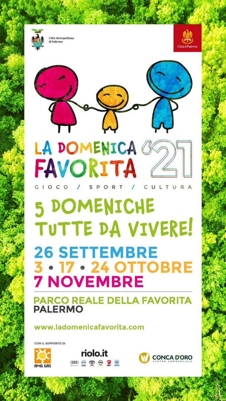 """Presentata l'edizione2021de""""La Domenica Favorita"""""""