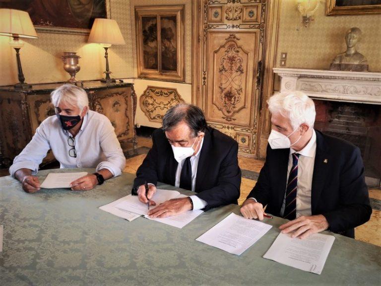 Campo Malvagno. Protocollo d'intesa per concessione alla Federazione Italiana Rugby