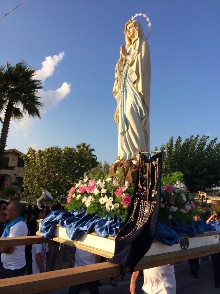<strong>Nel vivo oggi a San Giacomo i festeggiamenti</strong>