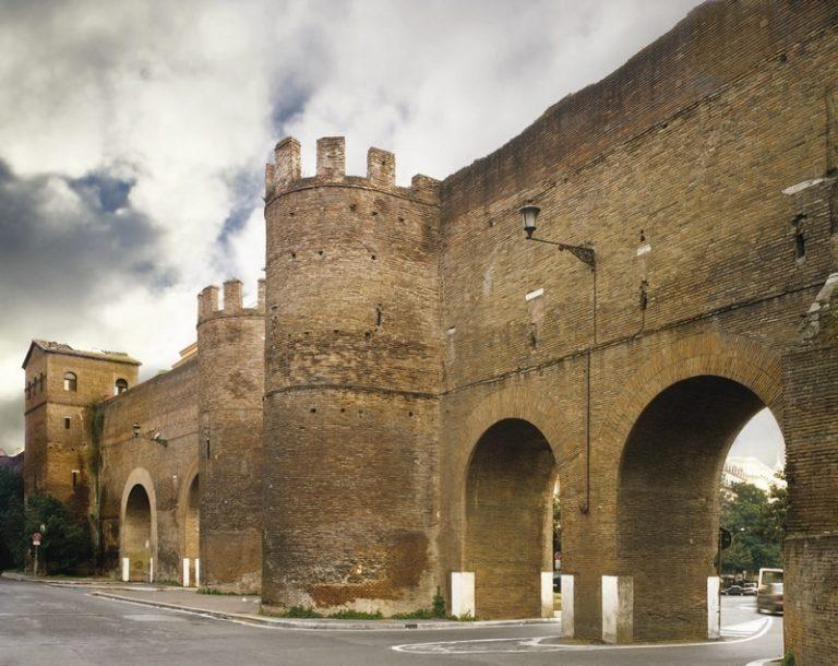 """""""Intorno alle Mura"""". Campidoglio, domenica 26 settembre"""