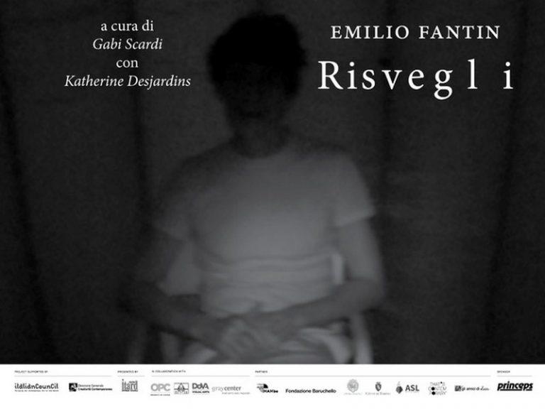 Emilio Fantin, Risvegli La luce del buio