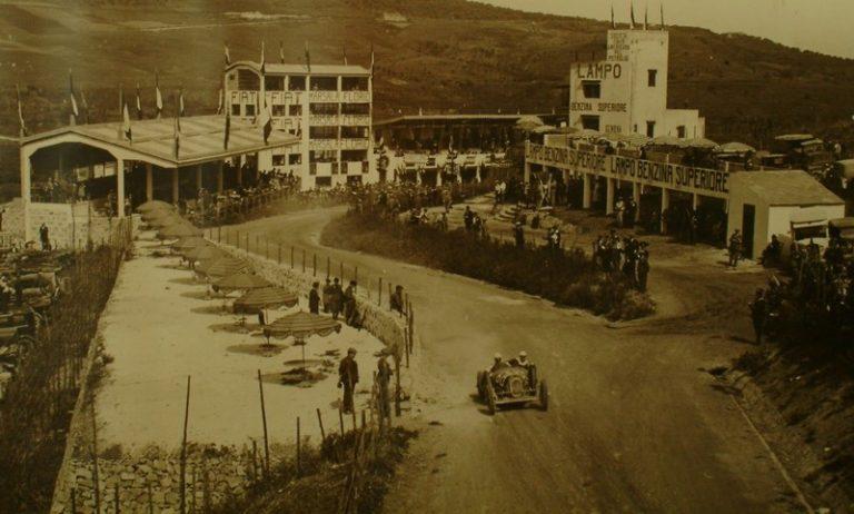 Prima edizione della Coppa Floriopoli