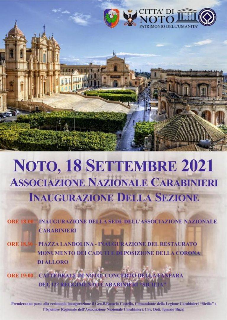 Concerto Fanfara del 12° Reggimento Carabinieri Sicilia