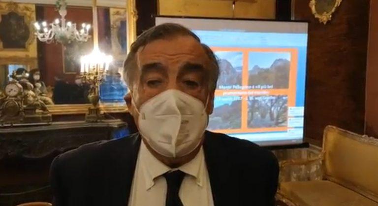 Presentato a Villa Niscemi piano forestale Monte Pellegrino