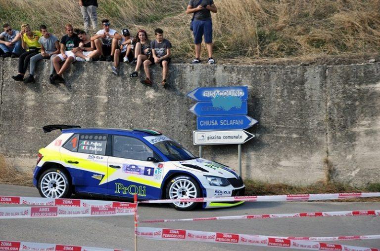 Automobilismo sfide da Cir al Rally Valle del Sosio