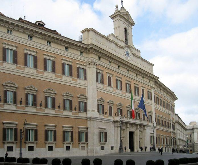 Parlamento Italiano - sorgente Wikipedia