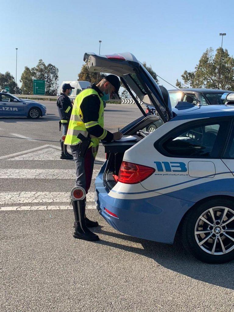 """Roadpol """"Safety Days"""".  Si e' conclusa la campagna congiunta  sulla sicurezza stradale, della Polizia di Stato"""