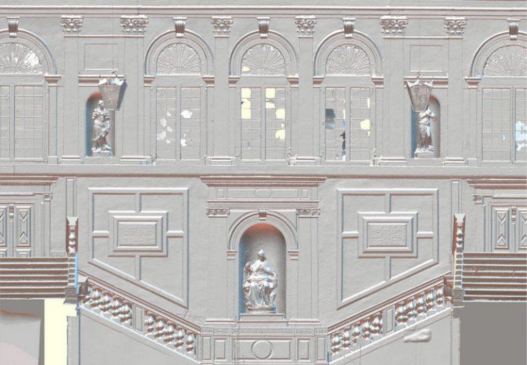 Presentazione del rivoluzionario progetto di digitalizzazione 3D dell'Isola di San Giorgio Maggiore