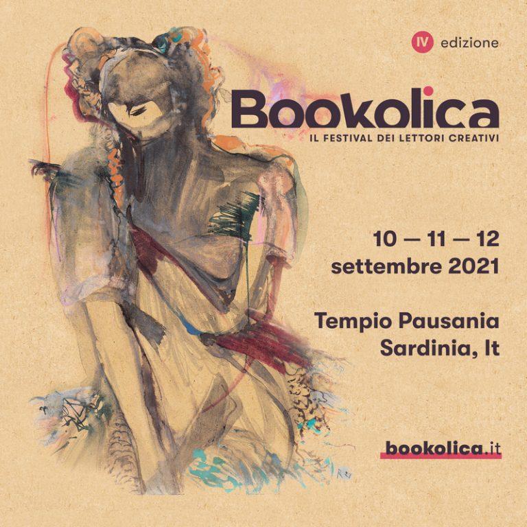 """""""Bookolica – il festival dei lettori creativi"""""""