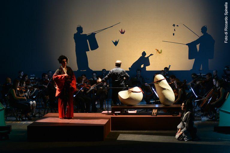 Madama Butterfly il teatro omaggia il teatro