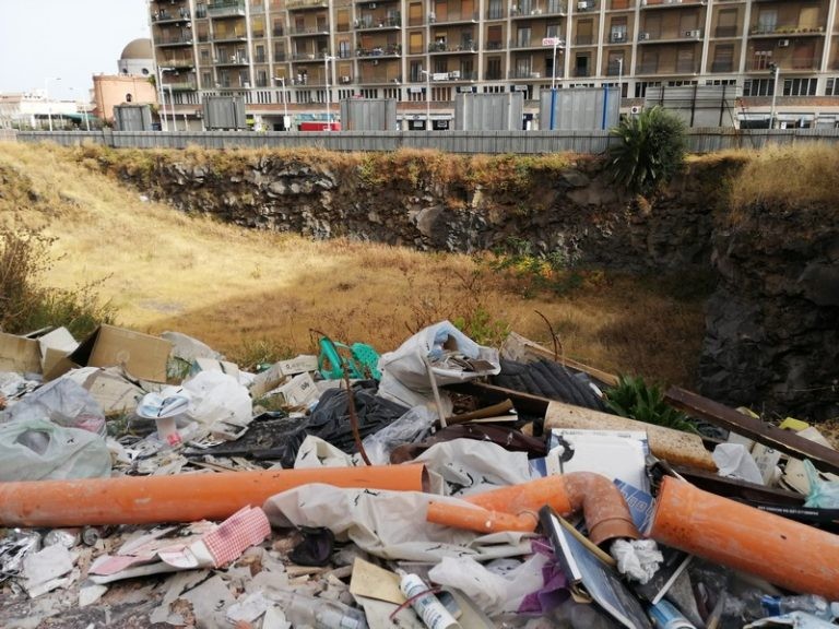 Saturazione discarica Lentini, la segnalazione del comitato Romolo Murri