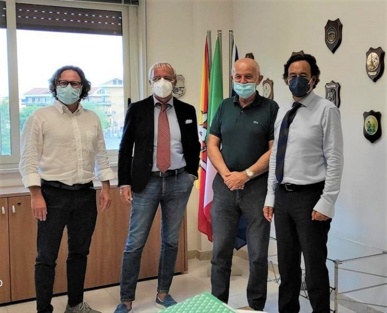 Terremoto di Santo Stefano, incontro Ingegneri-Commissario straordinario
