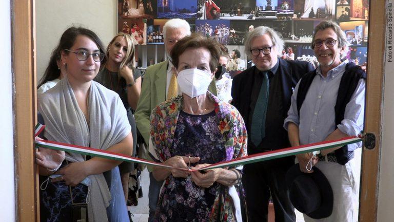 """""""Operabiblio"""". Inaugurazione  Biblioteca del Teatro Lirico Sperimentale"""