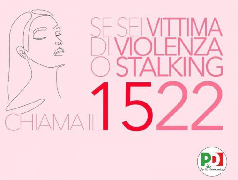"""Violenza di Genere. Ersilia Saverino: """"Insieme per dare massima diffusione al 1522 numero dedicato alle vittime di violenza"""""""