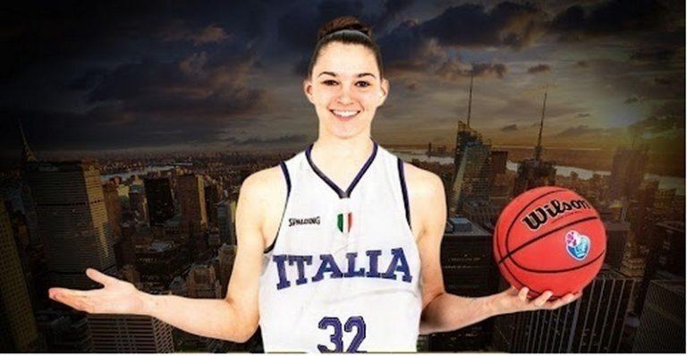 Samantha Ostarello è di Ragusa