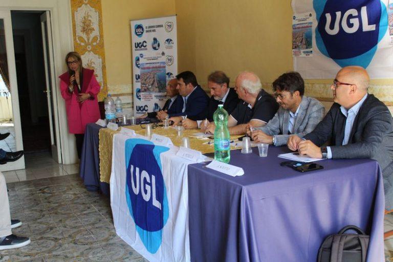 Ugl Messina: primo congresso federazione chimici, eletto nuovo segretario provinciale