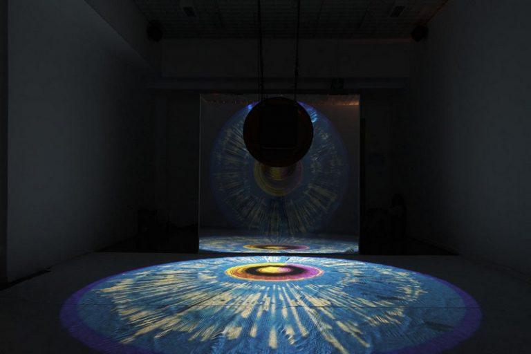 GAM – Galleria Civica d'Arte Moderna e Contemporanea. Alessandro Sciaraffa. Sinfonia
