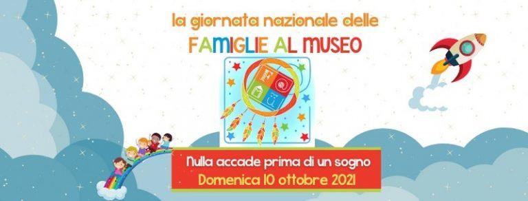 F@Mu 2021. Famiglie al Museo – 10 ottobre 2021
