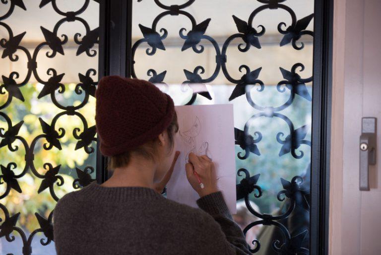 """Domenica 17 ottobre quinta edizione di """"Drawing The Guggenheim"""""""