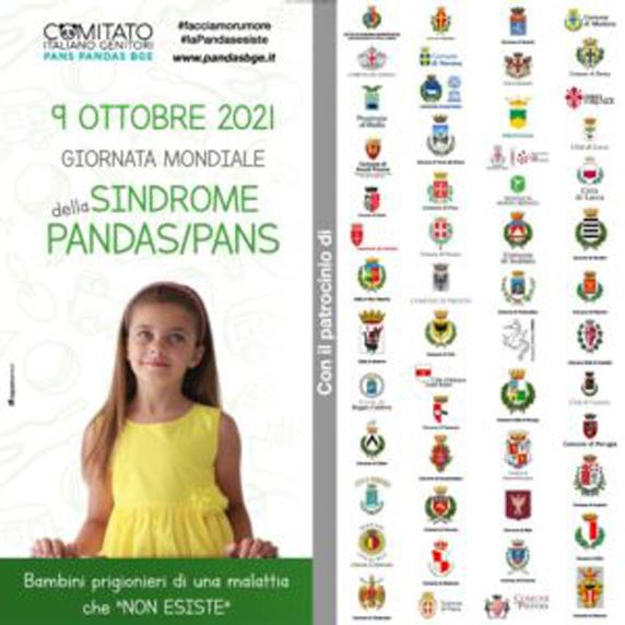 Giornata Mondiale della sindrome PANDAS: la Fontana Senatoria si illumina di verde