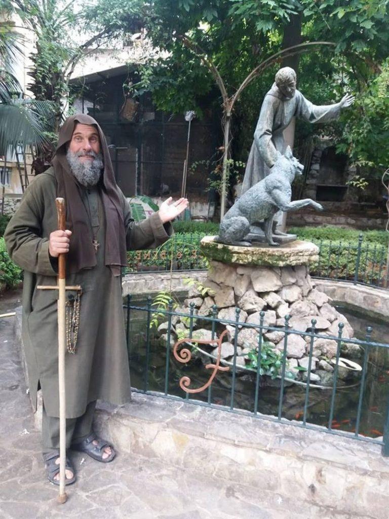 Grazie San Francesco, sei un esempio per tutti noi