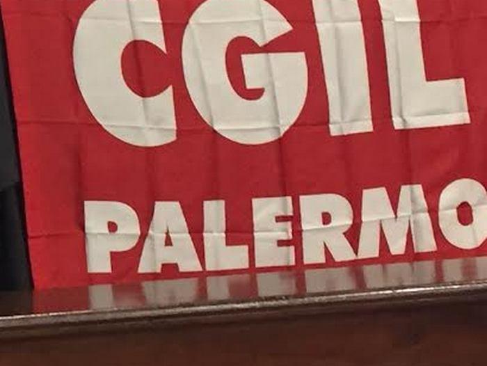 Assemblea organizzativa Cgil Palermo