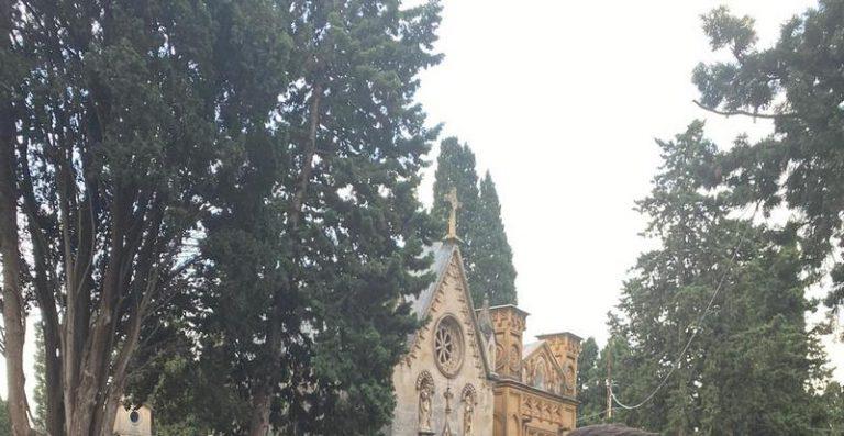 Cimitero dei Rotoli. Dichiarazione del consigliere Gelarda