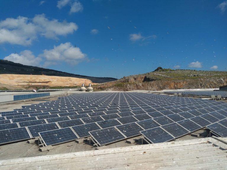 Bellolampo. Avviato l'impianto fotovoltaico