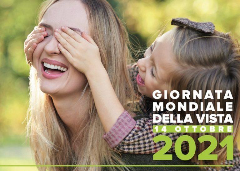 Giornata mondiale della vista.