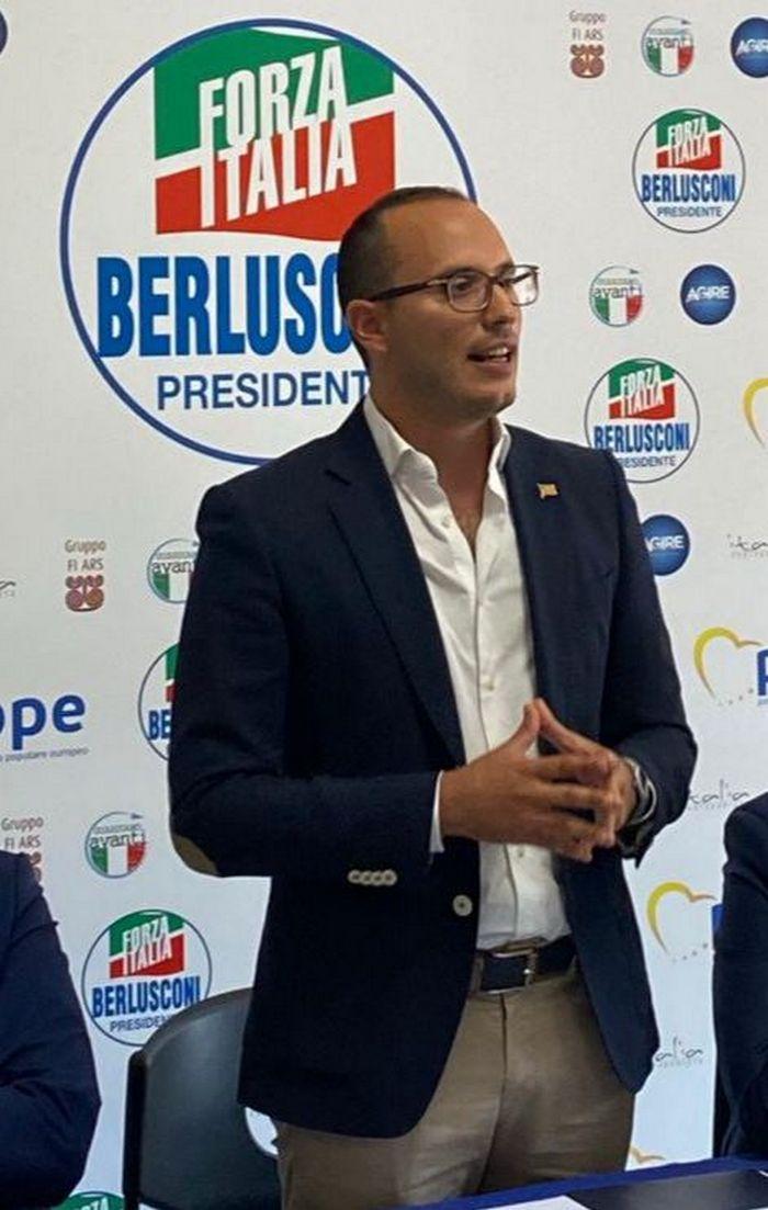 """Nuove nomine in Forza Italia Giovani   Mineo: """"Anche in Provincia di Caltanissetta Fi Giovani cresce e si rafforza"""""""