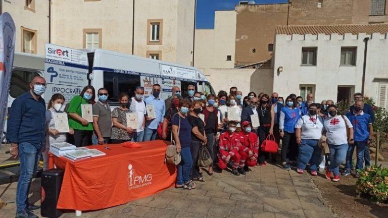 Mobilità garantita: Cerimonia di consegna del veicolo per disabili e anziani bisognosi senza rete parentale