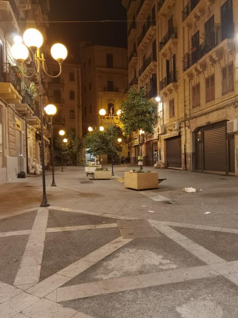 Illuminazione: attività su torri faro Oreto, piazzetta Bagnasco e riattivazioni dopo maltempo