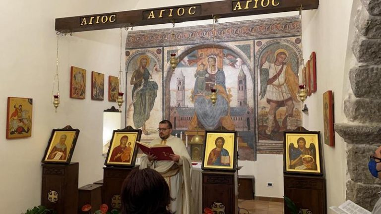 Con Papas Giuseppe Di Miceli per dare voce alla carità…di Nicolò Mannino