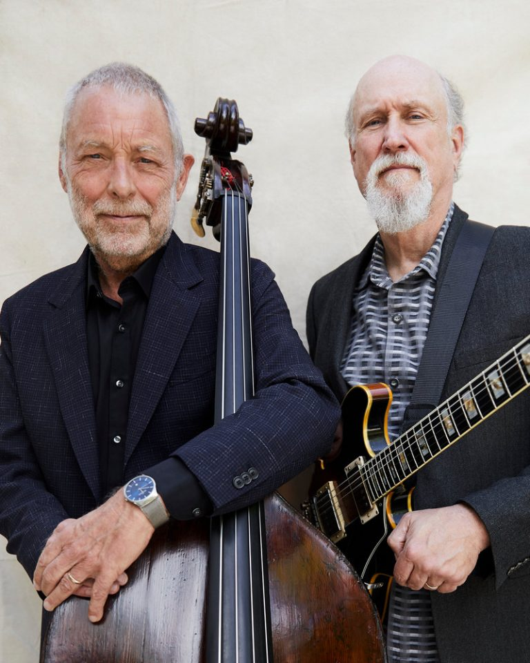 Grande attesa per il duo John Scofield e Dave Holland al Piacenza Jazz Fest