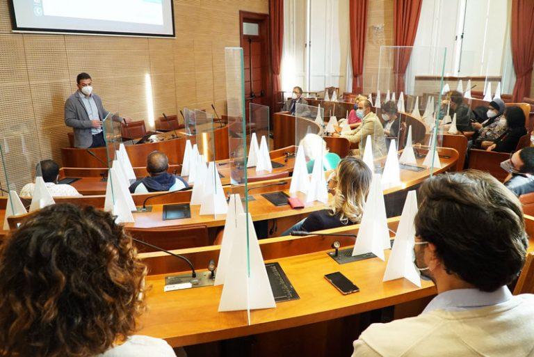 Progetto UNICORE, ricevuti in Sala Senato i due studenti richiedenti asilo di origine Eritrea
