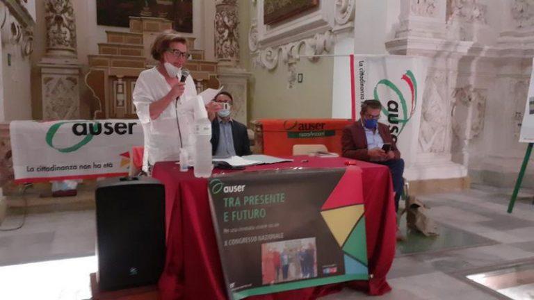 Auser. Silvana Bova riconfermata alla presidenza del direttivo Termini-Cefalù-Madonie