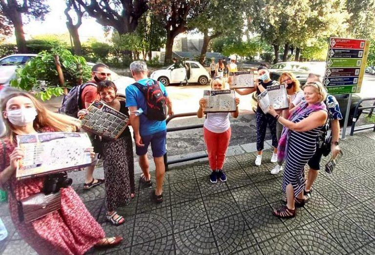 """""""Messina misteriosa"""". Giovani in Erasmus scoprono la città con la caccia al tesoro"""