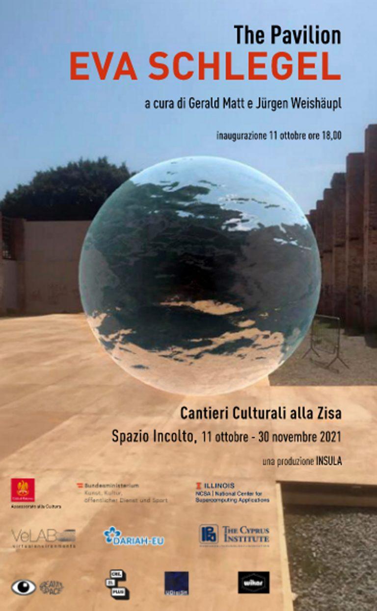 Eva Schlegel ai Cantieri Culturali alla Zisa. L'artista austriaca protagonista di un nuovo progetto di realtà aumentata